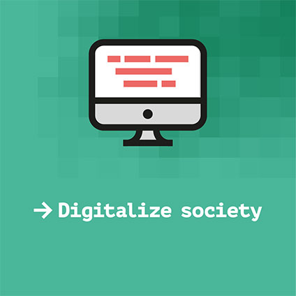 SOAT Digitalize society